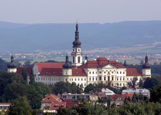 Градиский монастырь - megatour.cz