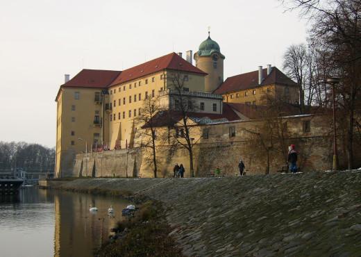 Подебрадский замок - megatour.cz