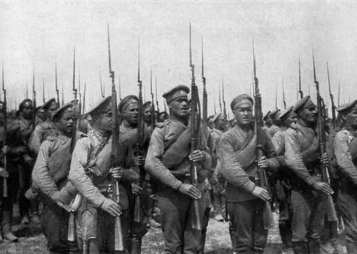 Первая мировая война - megatour.cz