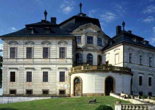Замок «Корона Карла», или Карлова Коруна - megatour.cz