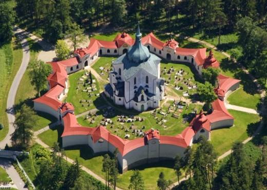 Церковь Святого Иоанна Непомуцкого - megatour.cz