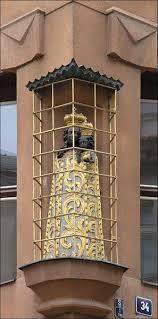 Средневековый декор: пражские домовые знаки