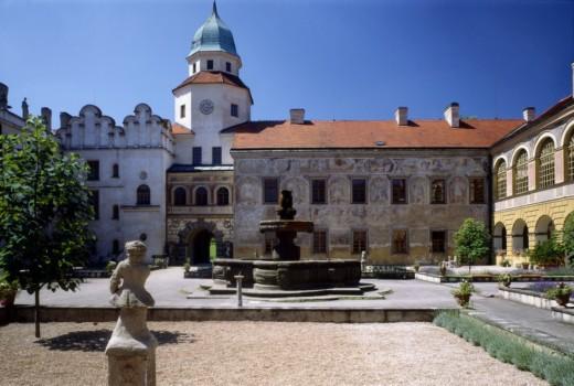 Замок Частоловице - megatour.cz
