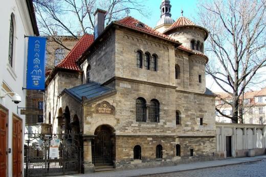 Клаусова синагога - megatour.cz