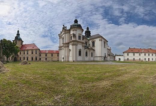 Осекский монастырь - megatour.cz