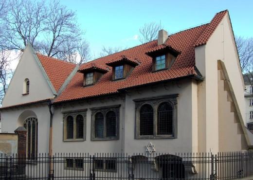 Пинкасова синагога – памятник 77 000 жертв нацизма - megatour.cz