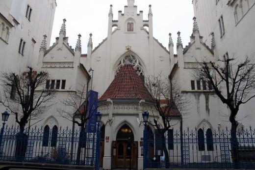 Майзелова синагога - megatour.cz