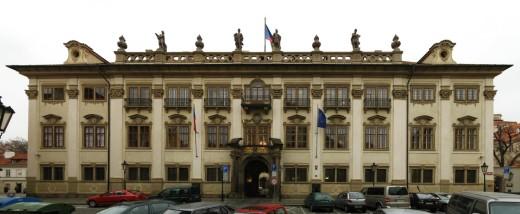 Ностицкий дворец - megatour.cz