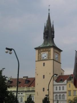 Старогородская водонапорная башня - megatour.cz