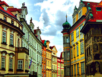 Старый город (Прага) - megatour.cz