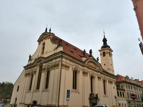 Анежский монастырь - megatour.cz