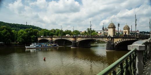 Мост Легии - megatour.cz