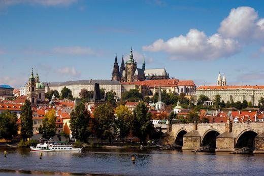 Мала Страна (Прага) - megatour.cz