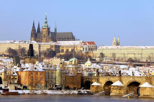 Новый город (Прага) - megatour.cz