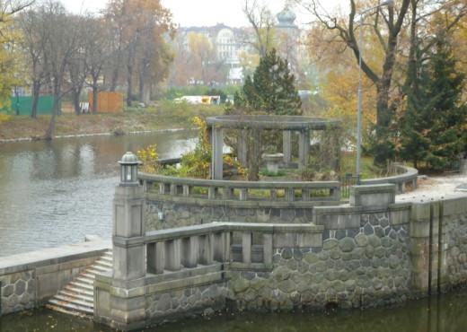 Детский остров в Праге - megatour.cz