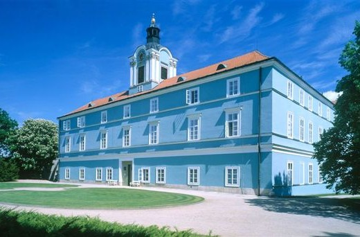 Замок Дачице - megatour.cz
