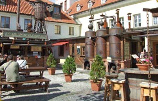 Легенда о пиве из Влтавы