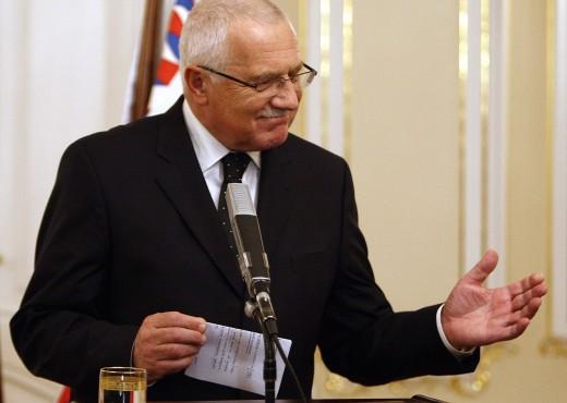 Вацлав Клаус - megatour.cz