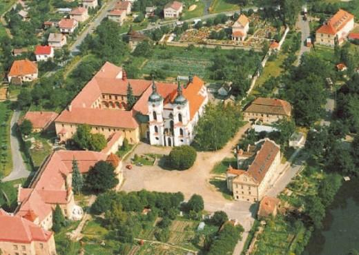 Желивский монастырь - megatour.cz