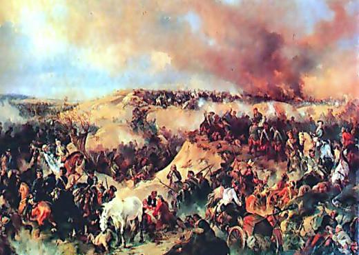боестолкновение у Праги 6 мая 1757 - megatour.cz