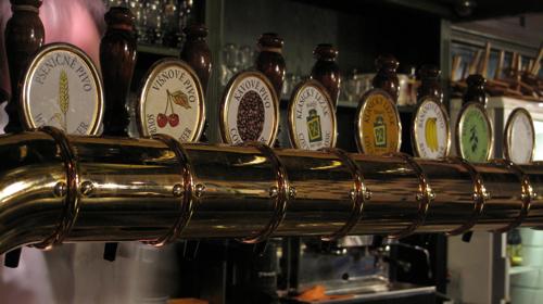 разновидность пива удивляет - megatour.cz
