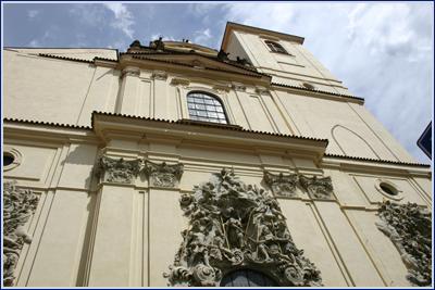Церковь Святого Иакова- megatour.cz