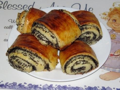 Пирожки с маком и медом - megatour.cz