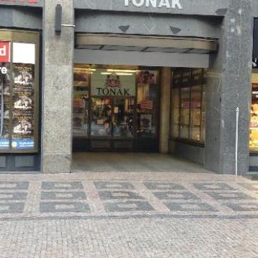 Специализированный магазин головных уборов от фирмы Tonak - megatour.cz