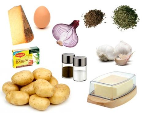 ингредиенты необходимые для приготовления супа - megatour.cz