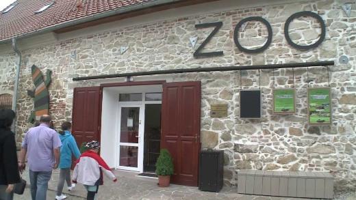 Вход в зоопарк -megatour.cz