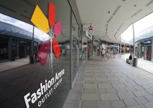 Fashion arena outlet center - megatour.cz