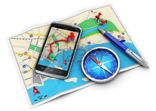 mobile gps navigation- megatour.cz