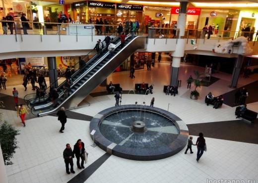 Торговый центр Ходов (Chodov) - megatour.cz