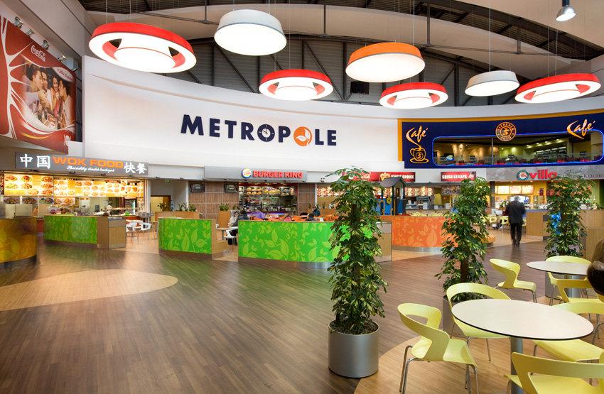 Торговый центр Метрополь (Zličin)