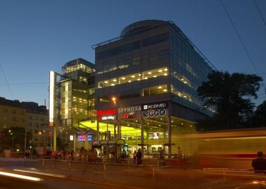Торговый центр «Palace Flora» - megatour.cz