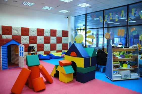 Детский сад в Праге - megatour.cz