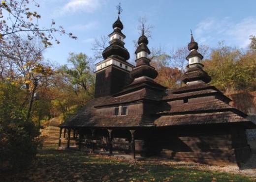 Карпатский собор Святого Архангела Михаила - megatour.cz