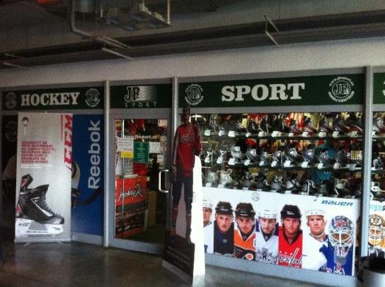 Магазин хоккейных и спортивных товаров JB SPORT – HOKEJ CENTRUM
