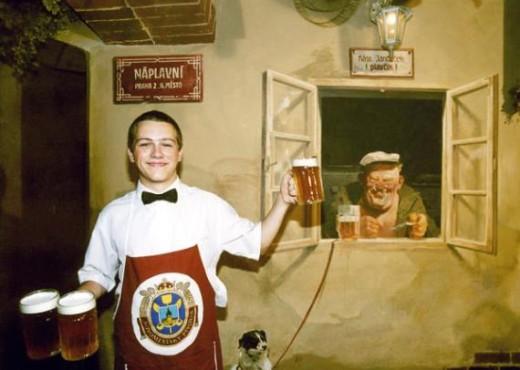 Новоместский ресторан-пивная - megatour.cz