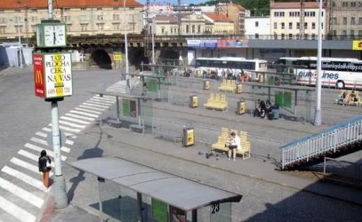 Автовокзал Флоренц - megatour.cz