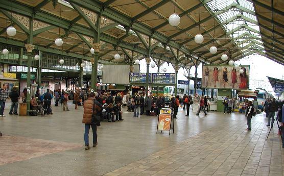 Масариков вокзал - megatour.cz