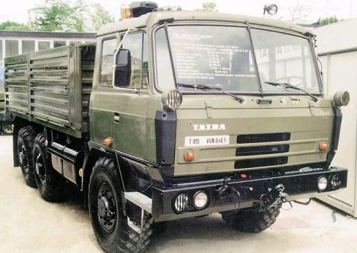 Автоконцерн Tatra - megatour.cz