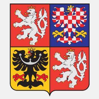 Герб Чешской Республики с 1993 г.