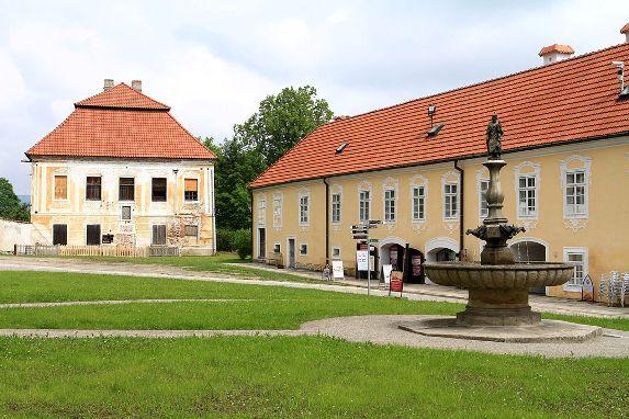 Вышебродский монастырь