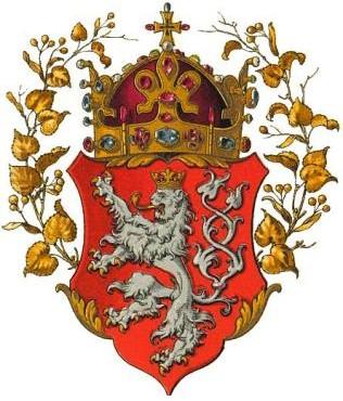 Герб Королевства Чехии в составе Австро-Венгрии