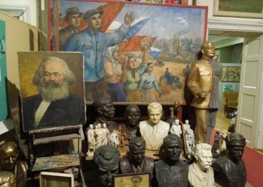 Экспонаты музея - megatour.cz