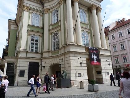 Плащ Совести в Праге - Megatour.cz