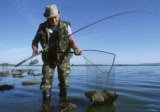 Рыбалка в Чехии - megatour.cz