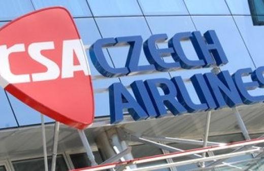 Чешские авиалинии ČSA - Megatour.cz