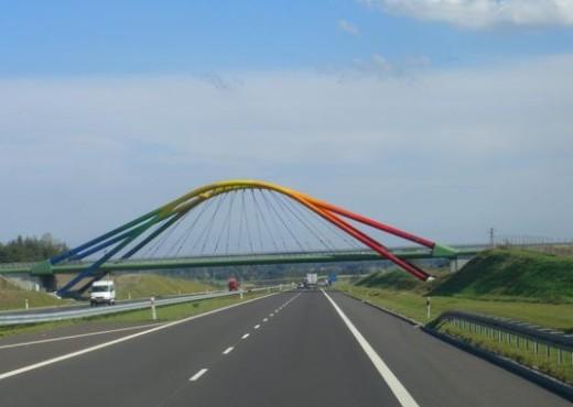 Чешская автомагисталь - megatour.cz